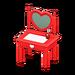 NH-Furniture-Cute vanity (red)
