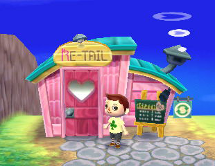 Re-Tail | Animal Crossing Wiki | FANDOM powered by Wikia
