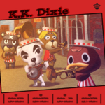 NH-Album Cover-K.K. Dixie