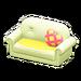 NH-Furniture-Cute sofa (yellow)
