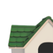 NH-House Customization-green tile roof (2nd House Upgrade)
