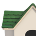 NH-House Customization-green tile roof (3rd House Upgrade)