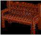 Exotic bench ww