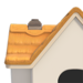 NH-House Customization-golden-brown thatch roof