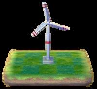 PWP-Wind Turbine model