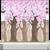 NH-DIY-Furniture-Cherry-blossom-trees wall