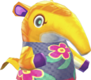 Animal Crossing: Super World/Anabelle