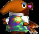 Animal Crossing: Super World/Nosegay