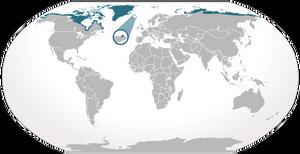 Areale Orso Polare