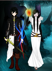 Seera and Shenai.