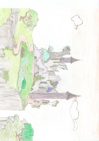 File:Castle of the 2 sisters drawing.jpg