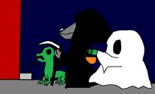 AJ Halloween
