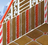 Jamaaliday-House Dust-Striped-Walls