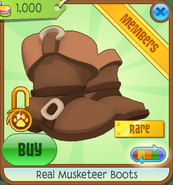 Shop Real-Musketeer-Boots Brown