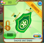 Swords and Shield 3