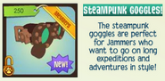 Jamaa-Journal Vol-025 Steampunk-Goggles