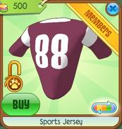 Sports Jersey magenta