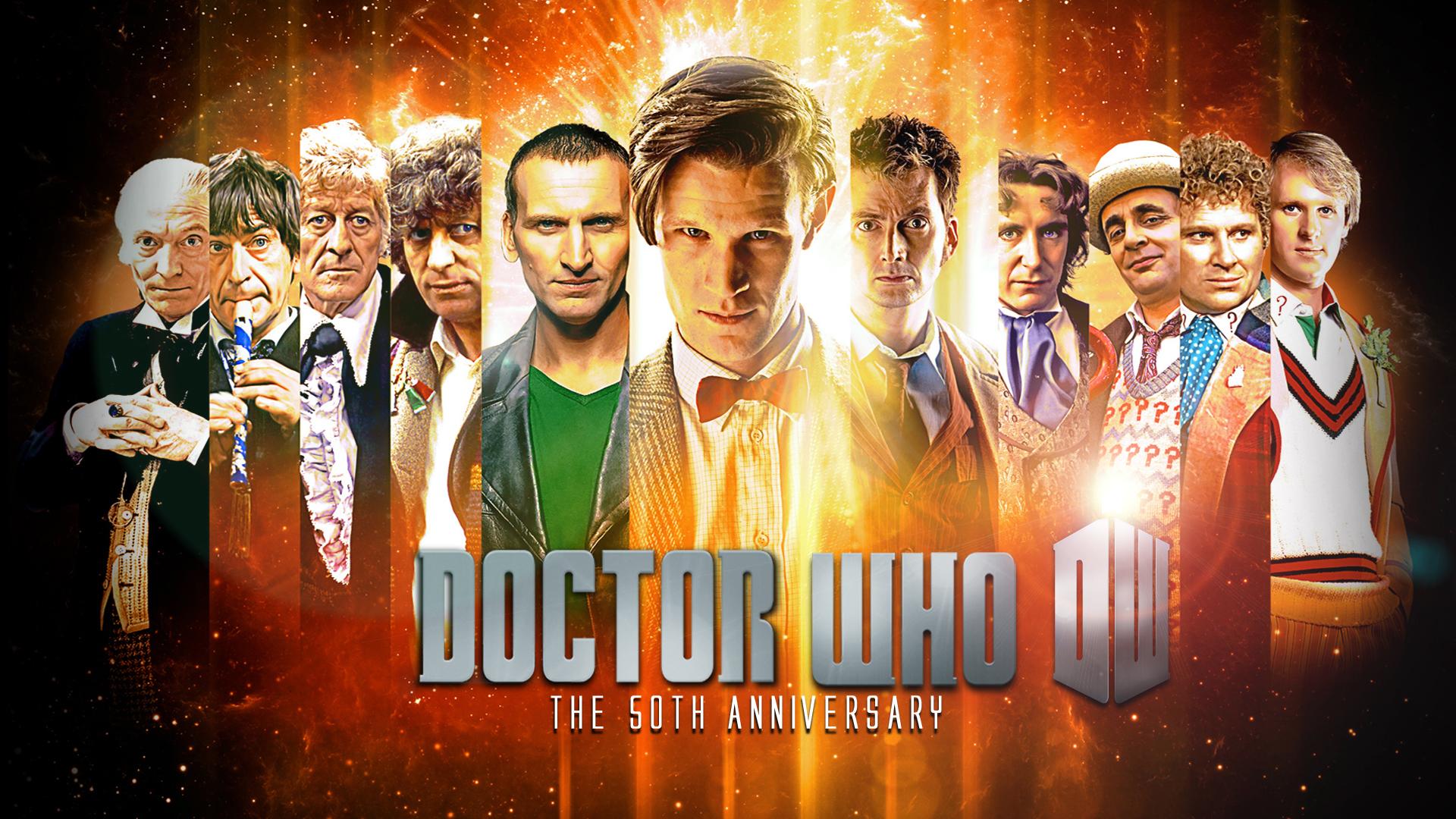 038409873 Doctor Who, la serie tv più bella di sempre