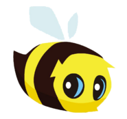 Pet Honeybee art look1