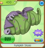 Shop Pumpkin-Shoes Green