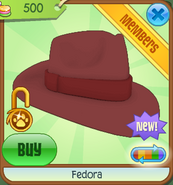 Shop Fedora Red