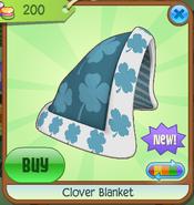 Clover blanket05