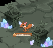 Phantom-Portal Fox-Statues