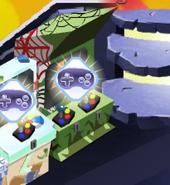 Sol Arcade Spider Zapper