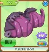 Shop Pumpkin-Shoes Purple