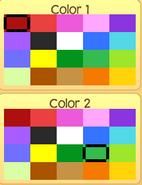 Pet ducky colors