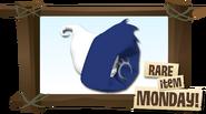 Rare Arctic Hood