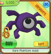 Rare phantom mask rim