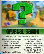 Crystal sAndss