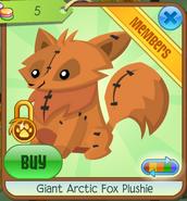 Giantarcticfoxplushie5
