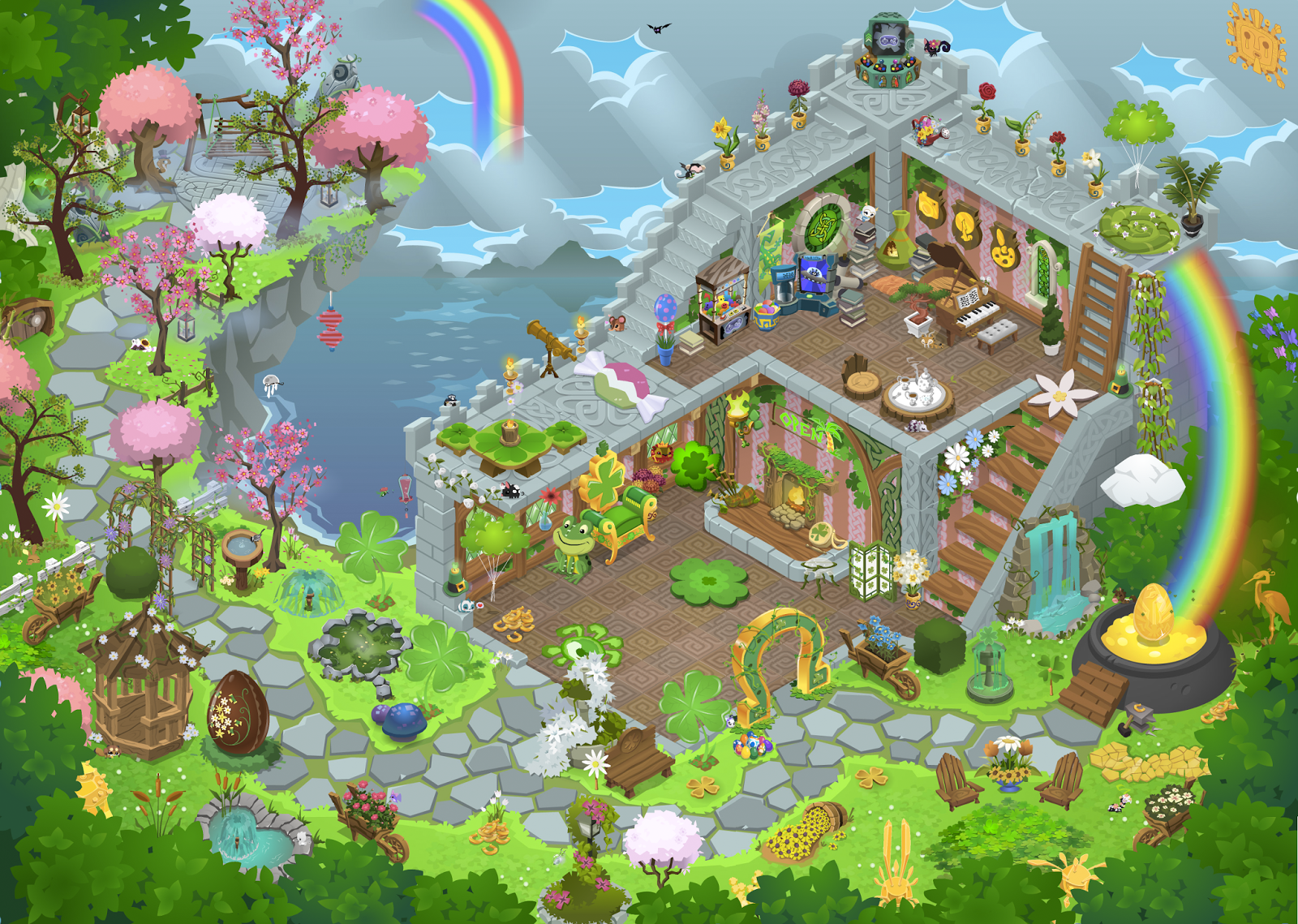 Lucky Castle 1png Image Lucky Castle