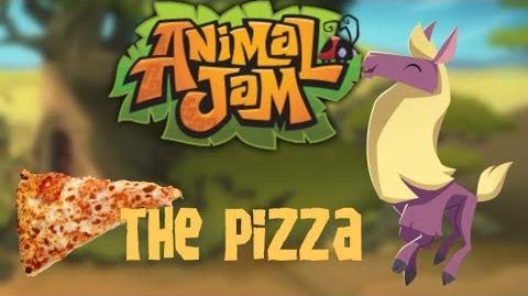 Animal Jam The Pizza