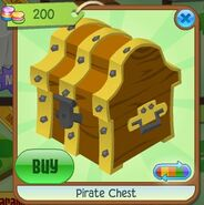 Pirate Chest 6