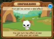 Puppy Pet Effect