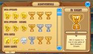 Achievements Example