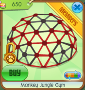 MonkeyJungleGym Red(3)