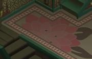 Epic-Haunted-Manor Flower-Carpet