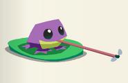 Pet-Frog Sloth-Minibook 2