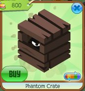 Phantom crate clicked