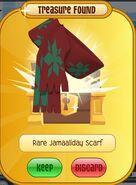 Rare jamaaliday scarf