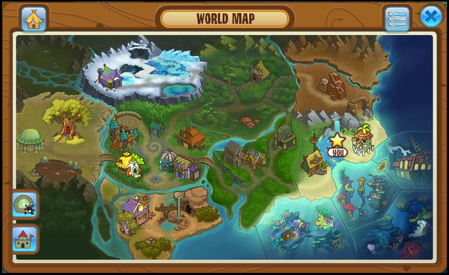 Image World Map Updatedpng Animal Jam Wiki FANDOM Powered - Updated world map