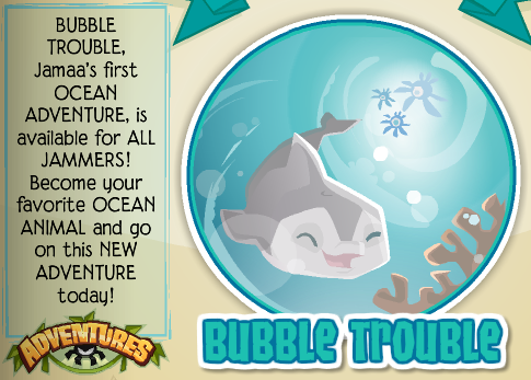 Bubble trouble animal jam prizes return