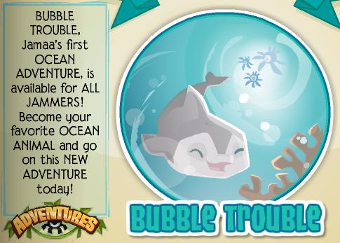 Bubble trouble animal jam prizes return
