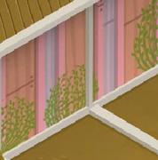 Ol Barn Pink Forest Walls