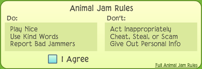AJ rules 1