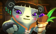Liza in 3D